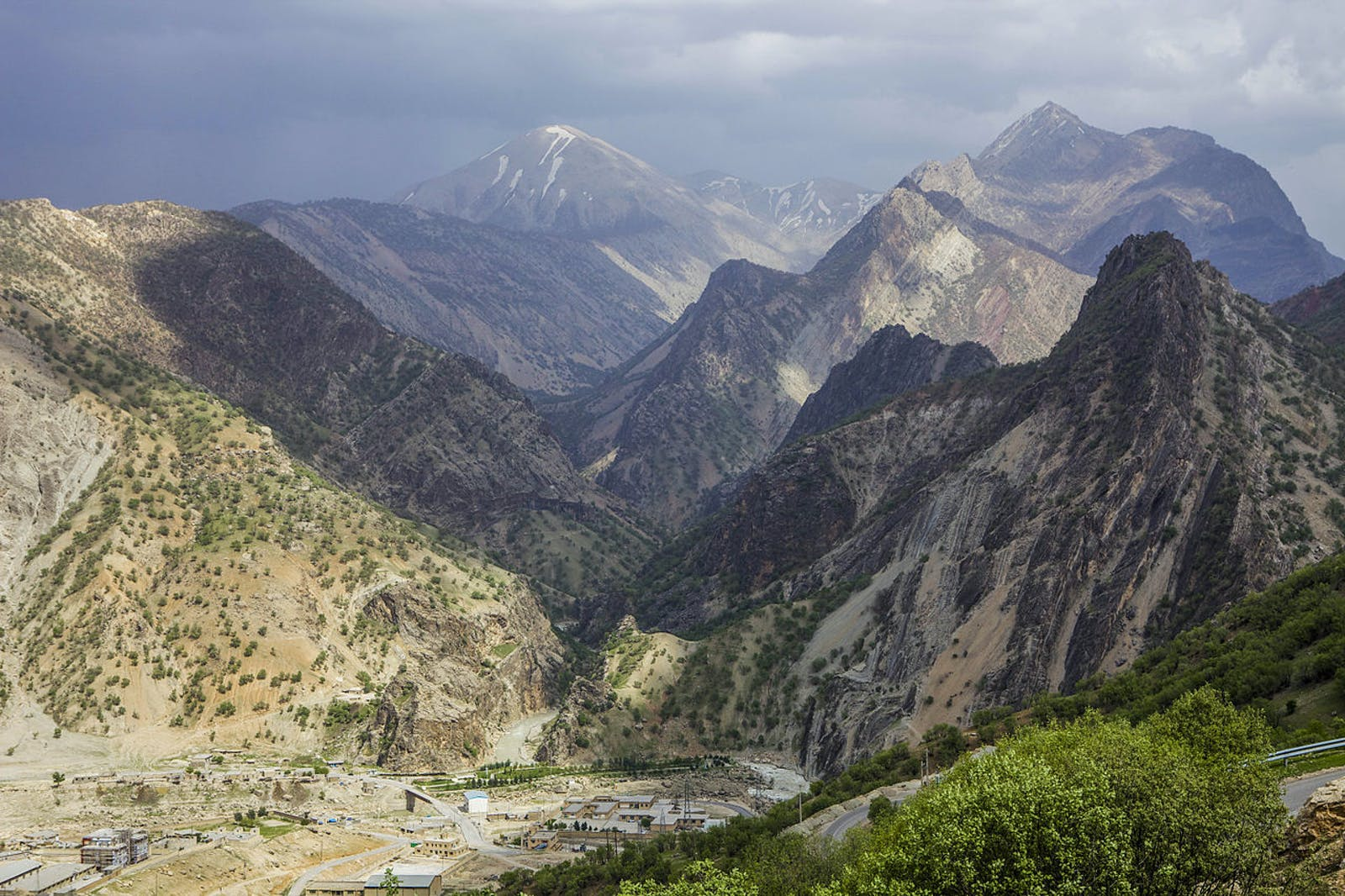Zagros Mountains Forest Steppe