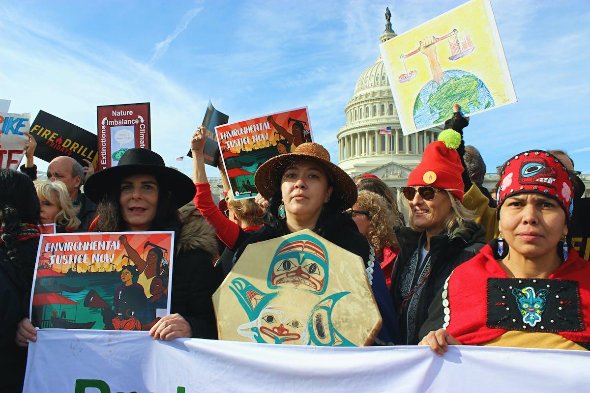 Defending the Tongass Rainforest of Alaska through Women-led Indigenous Action
