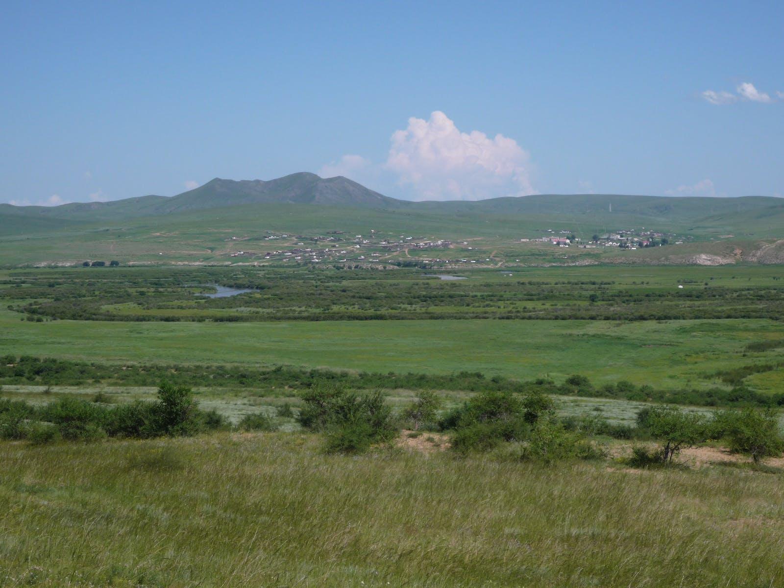 Selenge-Orkhon Forest Steppe