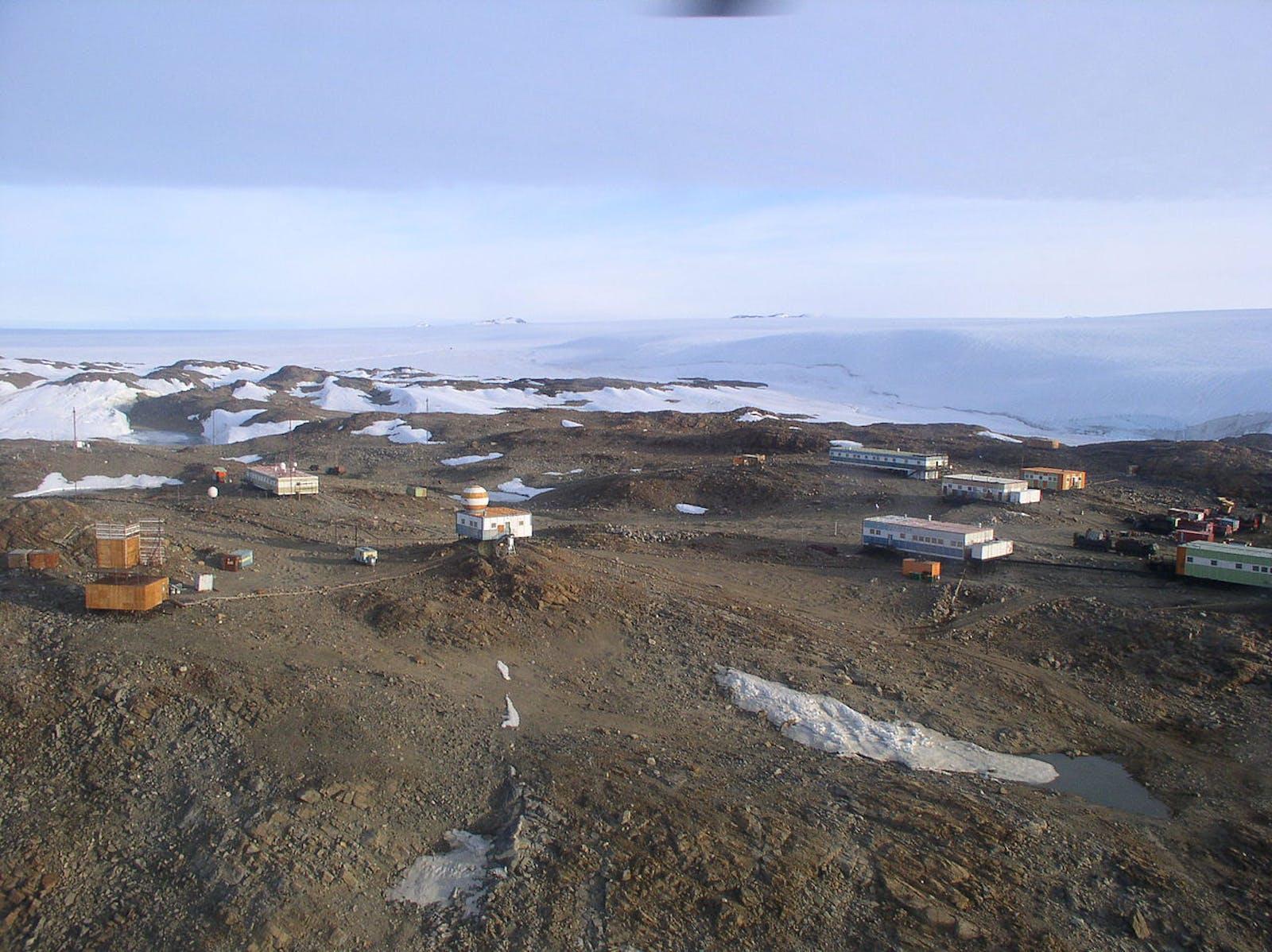 Dronning Maud Land Tundra