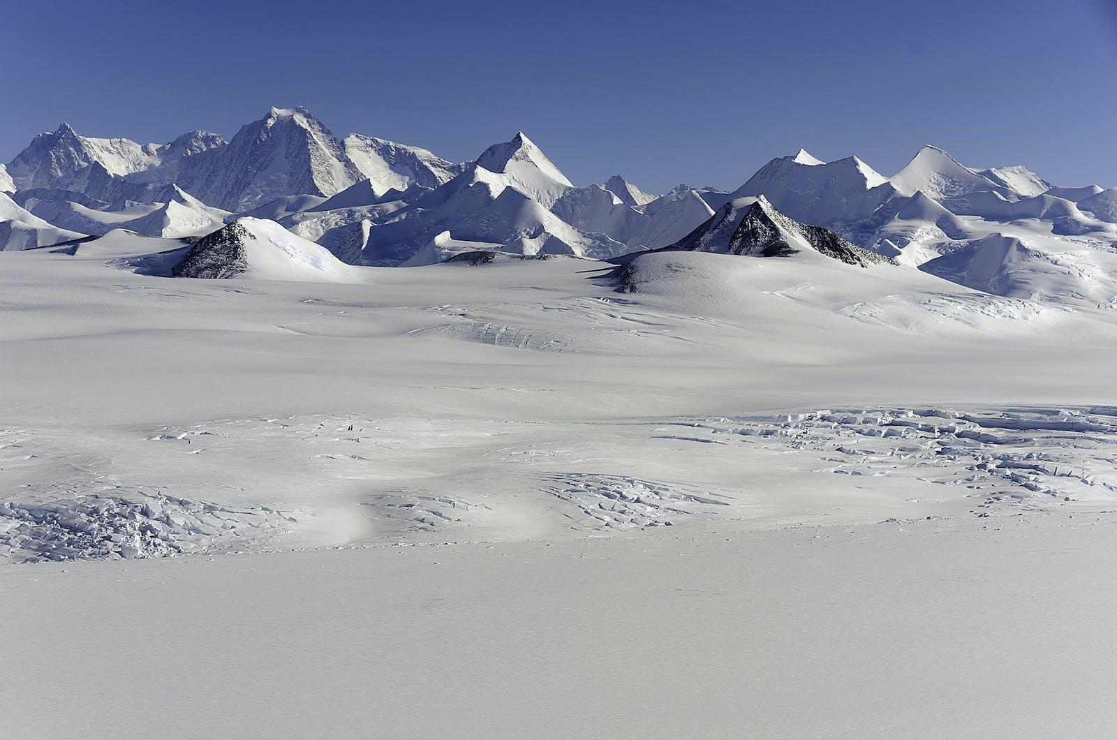 Ellsworth Mountains Tundra