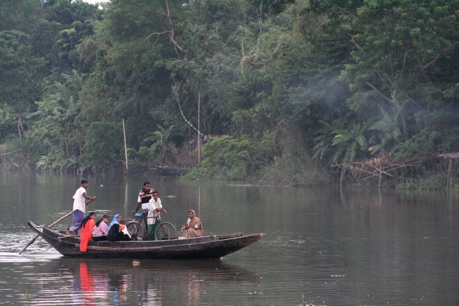 Sundarbans Freshwater Swamp Forests
