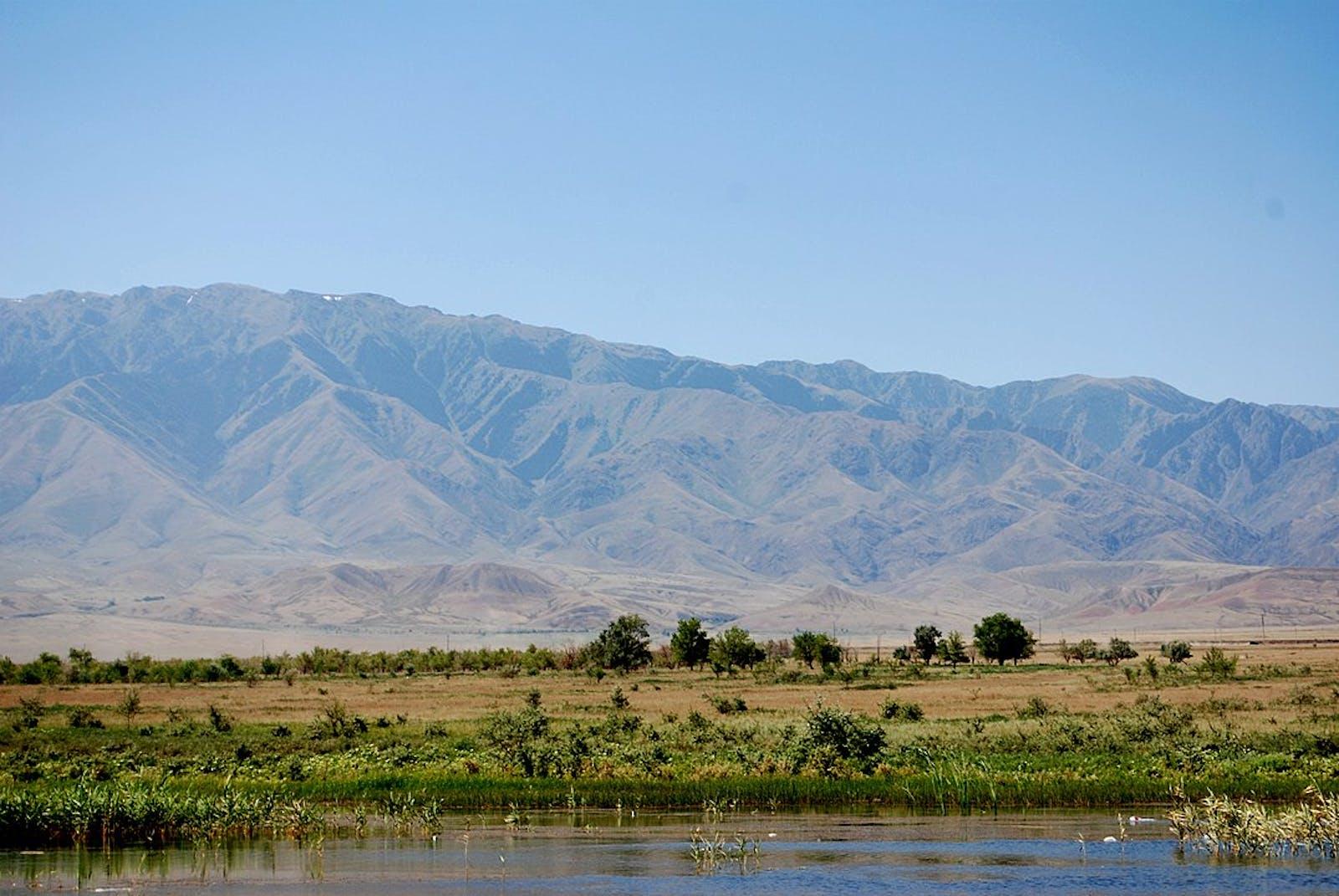 Emin Valley Steppe