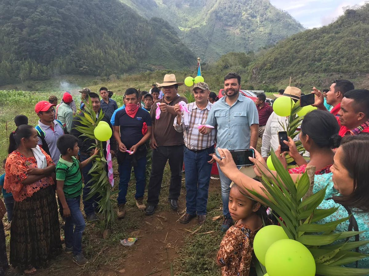 Building Food Security by Training a New Generation of Agroecological Farmers in Colombia