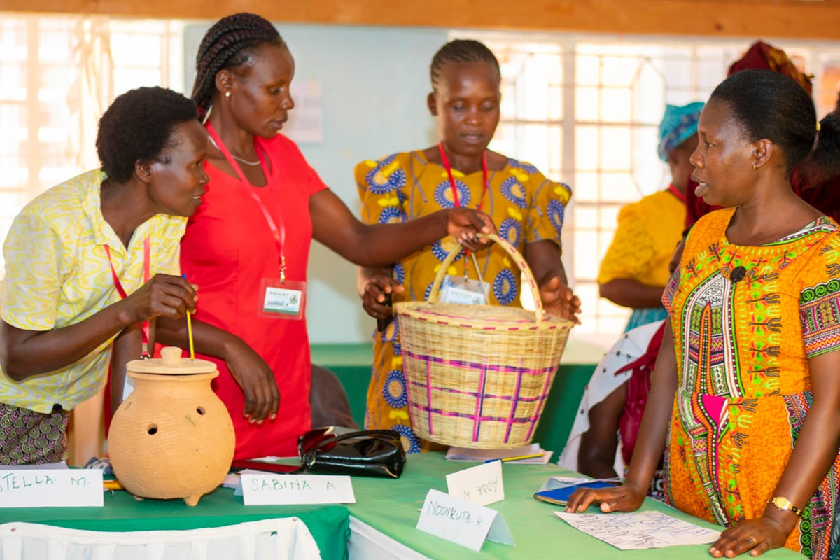 Scaling Climate Resilience Initiatives in Kenya through the Women's Earth Alliance Accelerator
