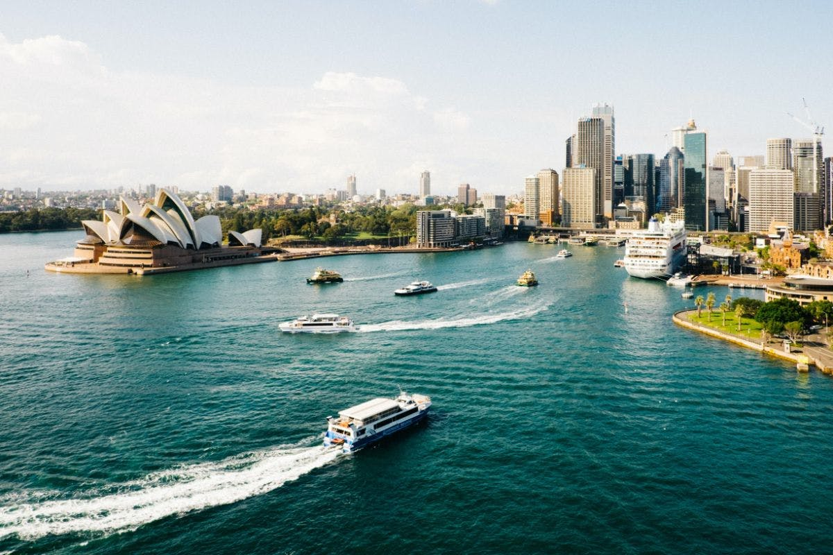 Designing a Zero-carbon City of the Future for Sydney, Australia