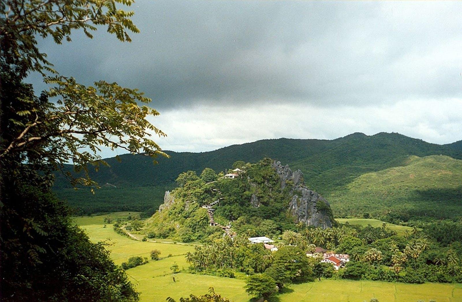 Myanmar Coastal Rainforests