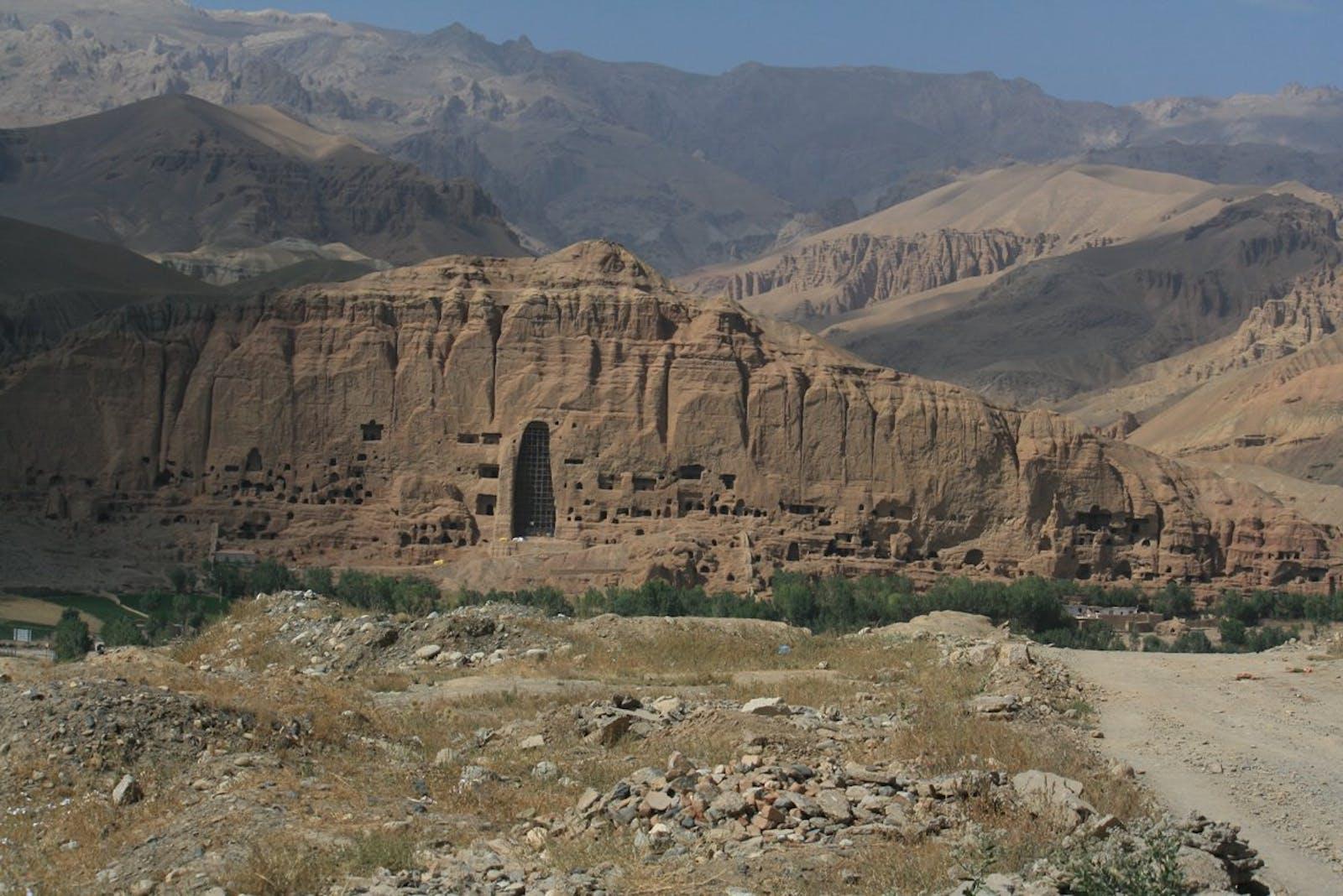 Afghan Mountains Semi-Desert