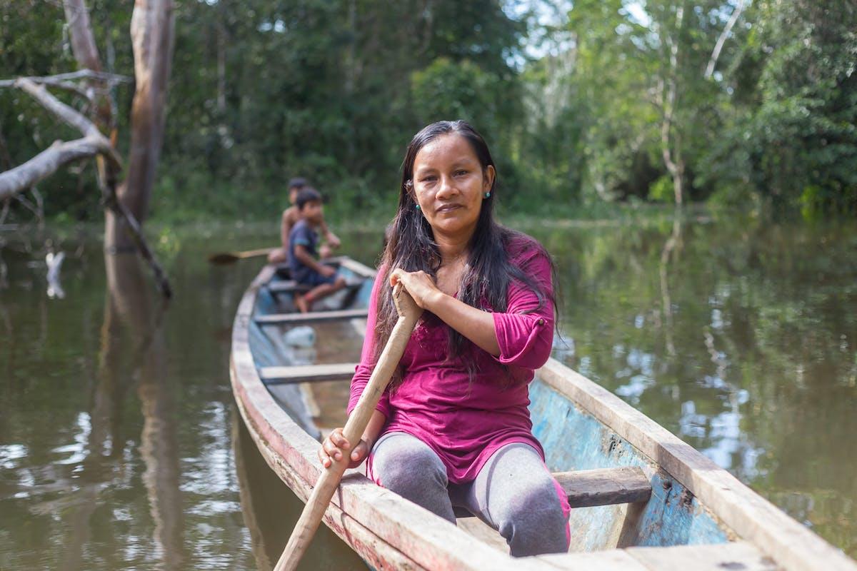 Environmental Hero: Liz Chicaje Churay