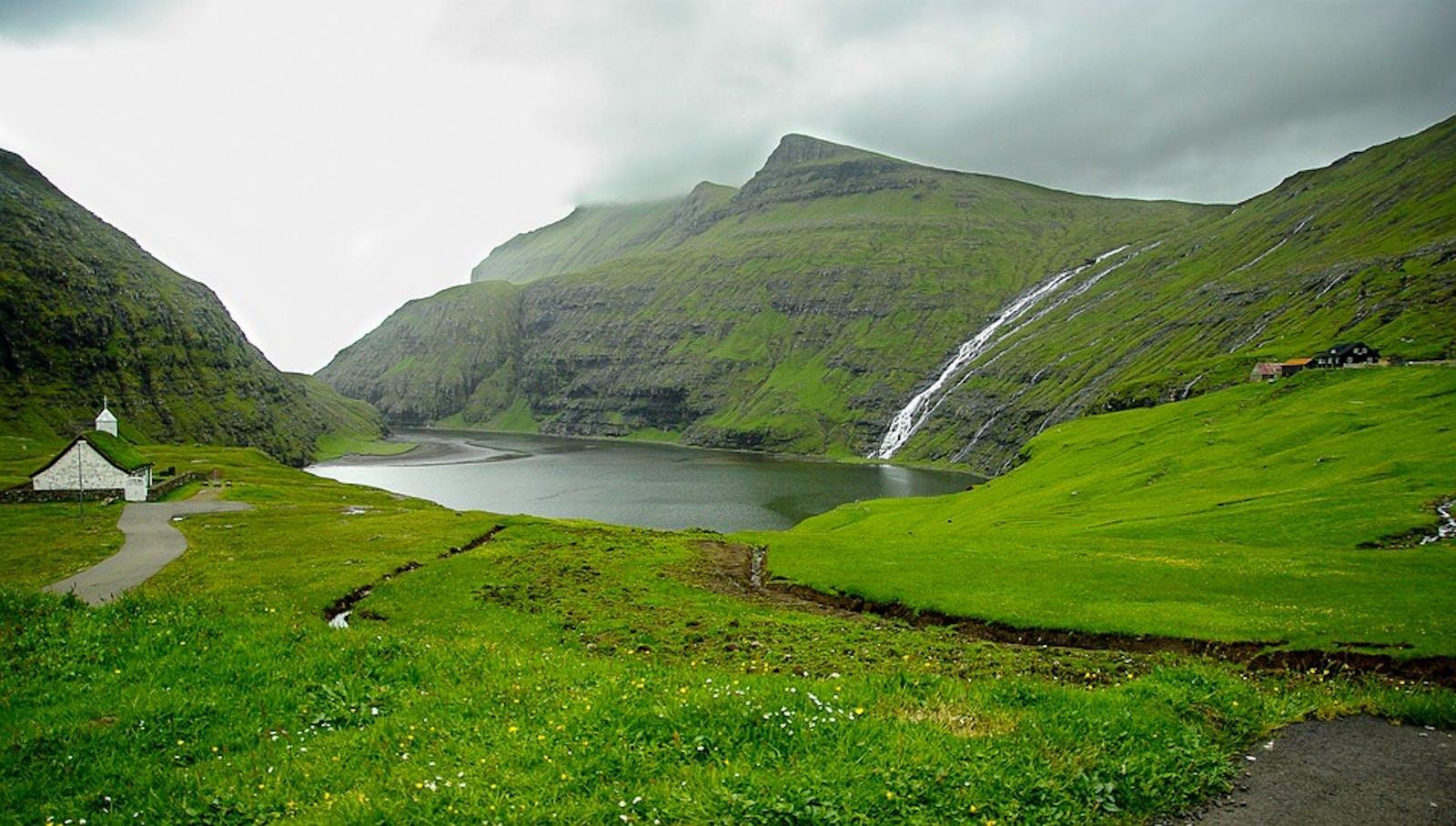 Faroe Islands Boreal Grasslands