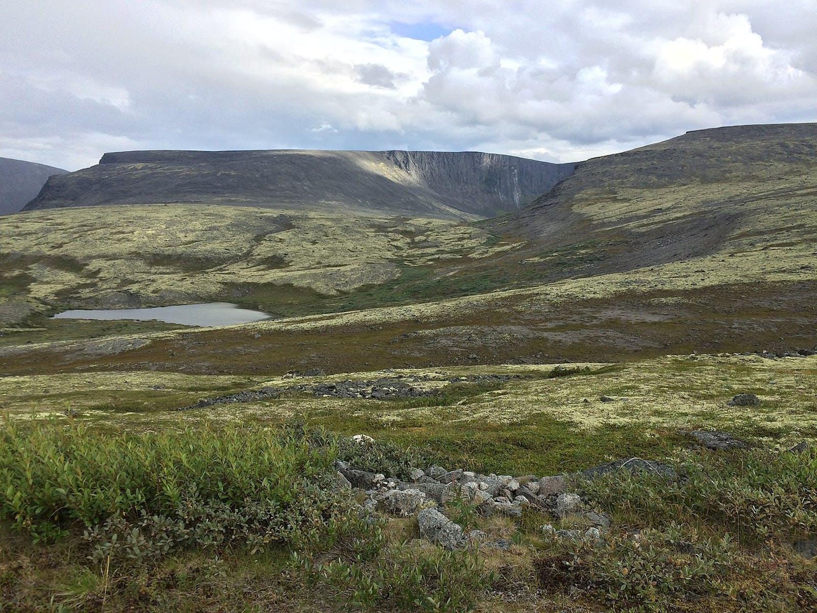Kola Peninsula Tundra