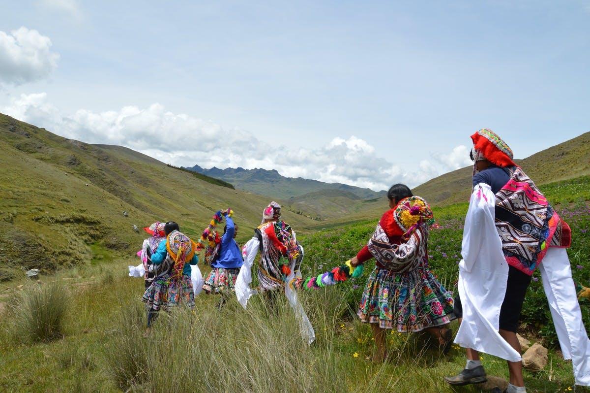 Preserving Peru's Biocultural Heritage through the Quechua-led Andean Potato Park