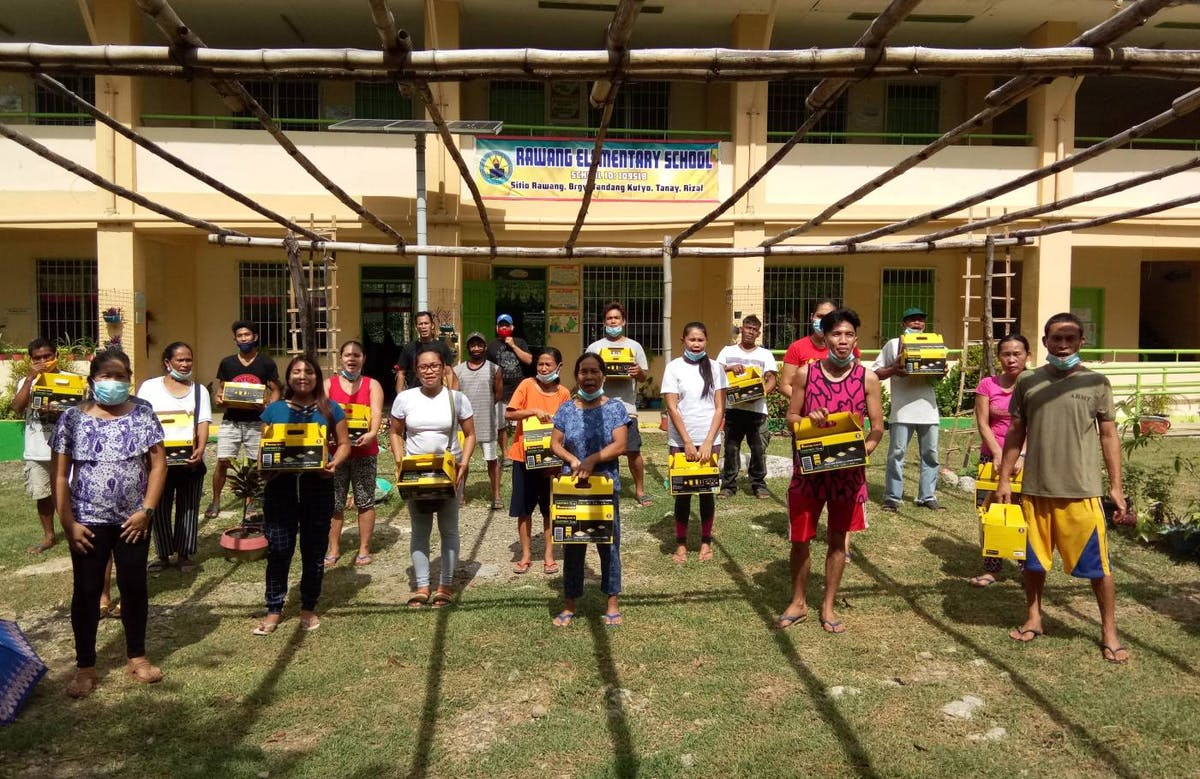 Securing Loan Funding for Solar Micro-grids in Indigenous Philippine Communities