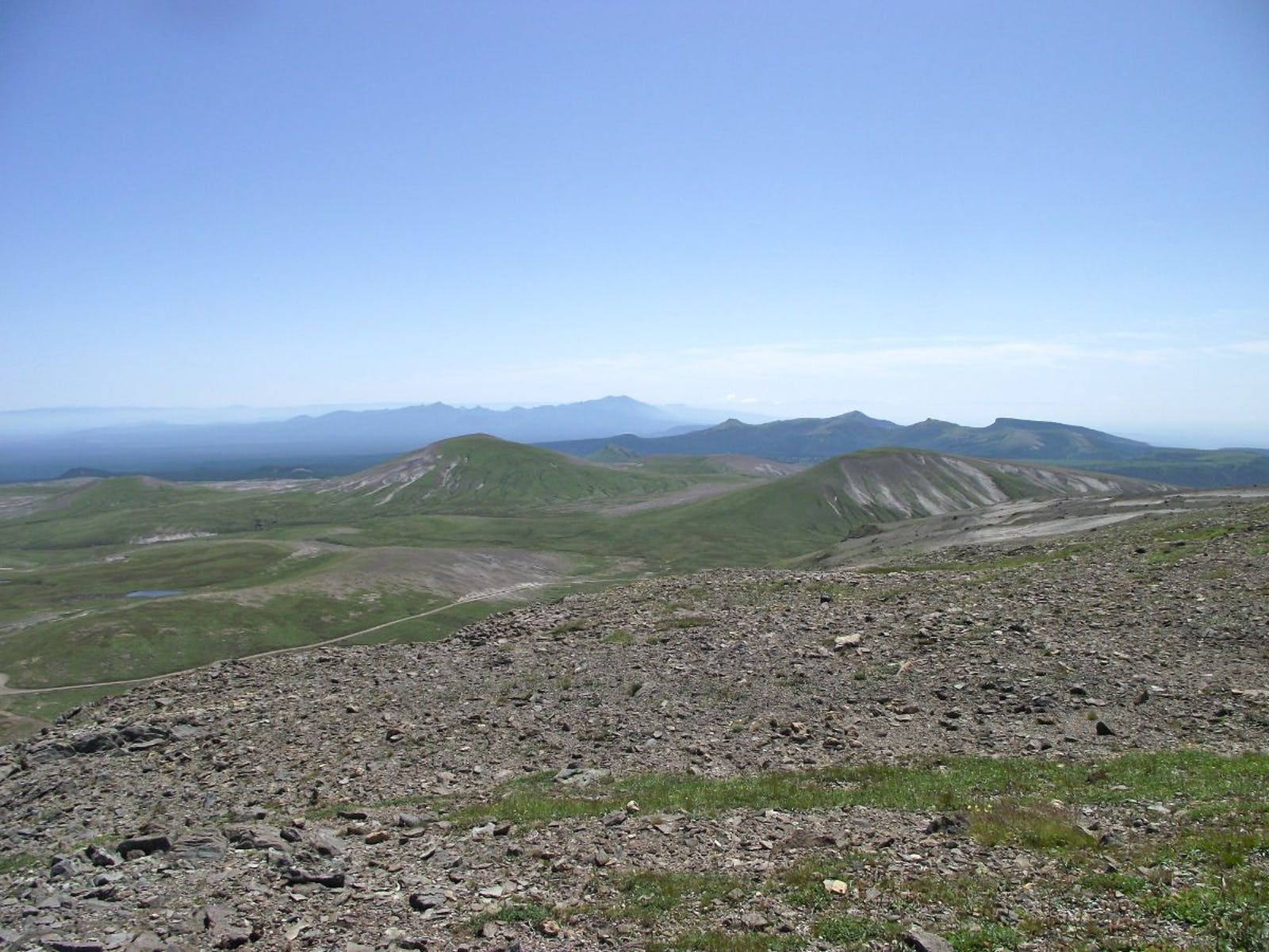 Changbai Mountains Mixed Forests