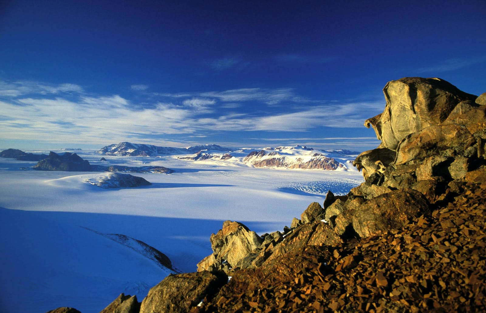 Transantarctic Mountains Tundra