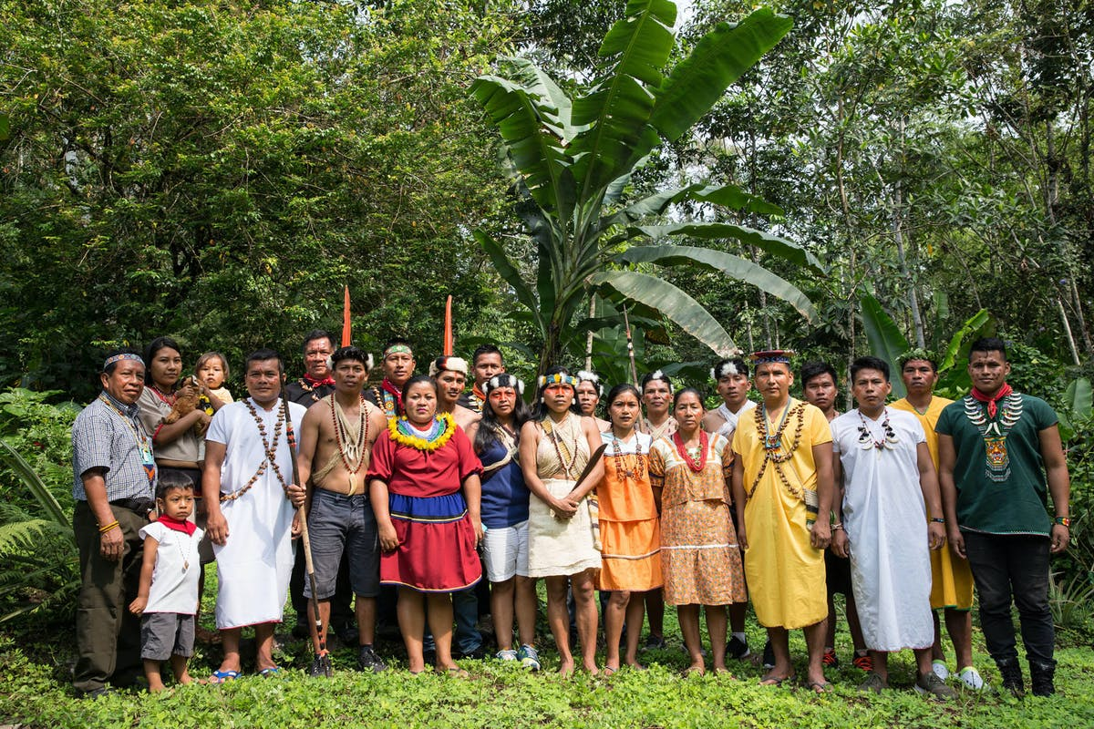 Pioneering a New Model of Indigenous Led Conservation in the Upper Amazon