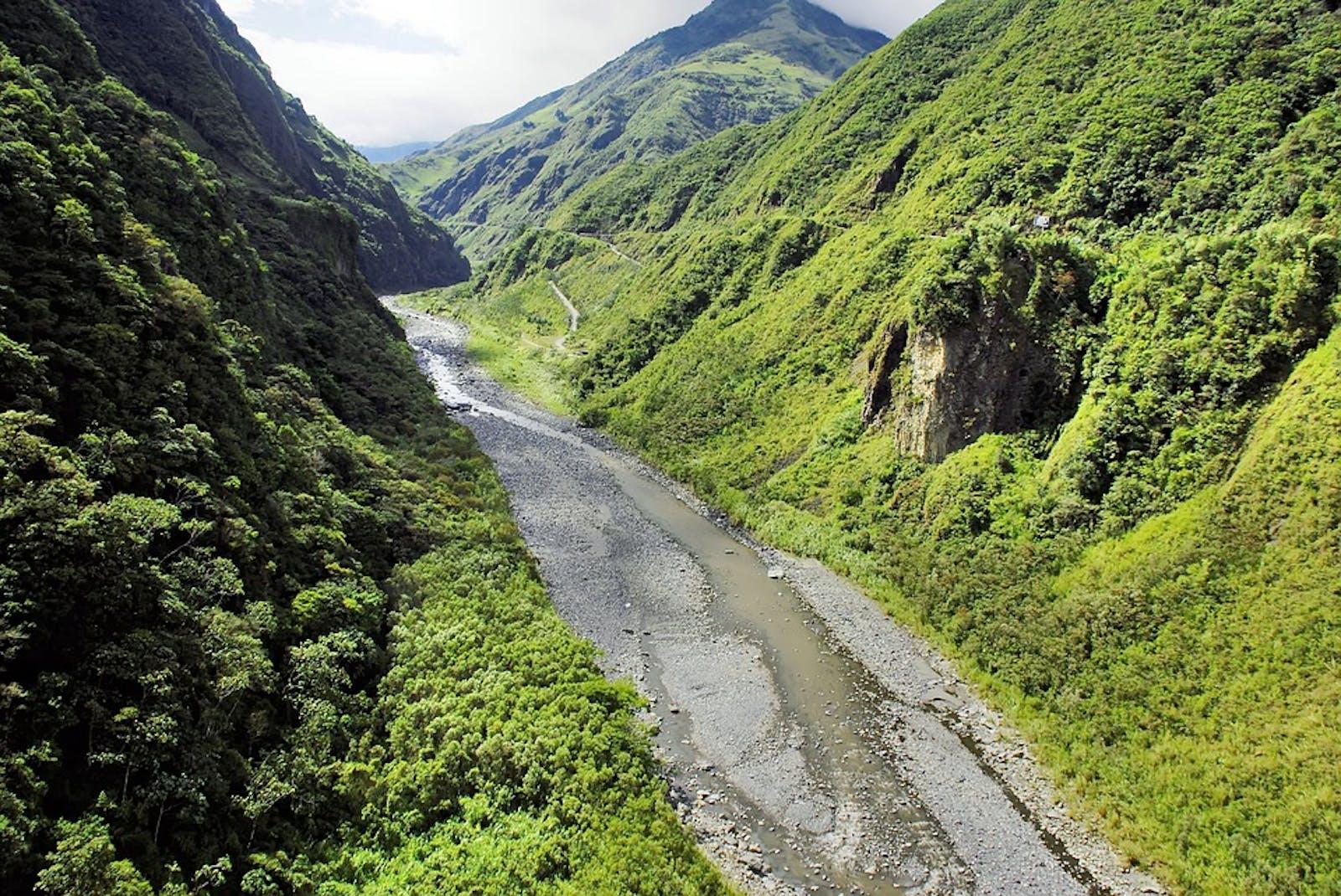 Western Ecuador Moist Forests