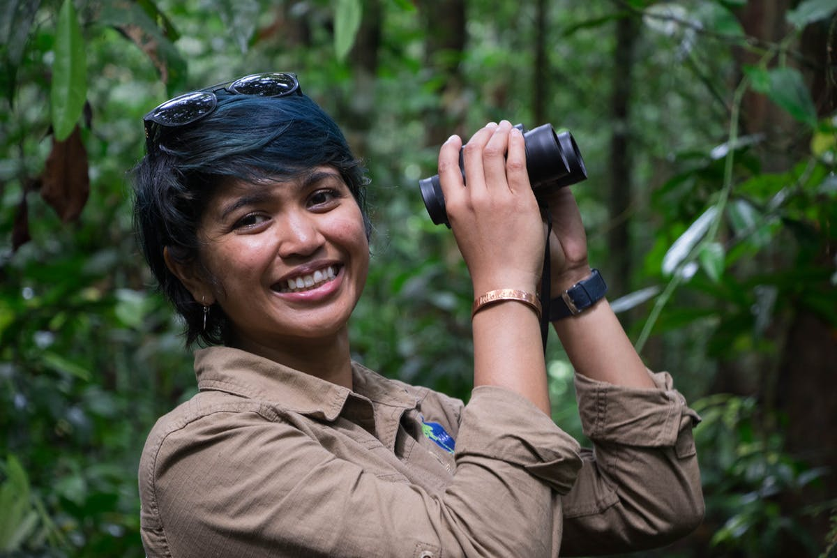 Environmental Hero: Farwiza Farhan