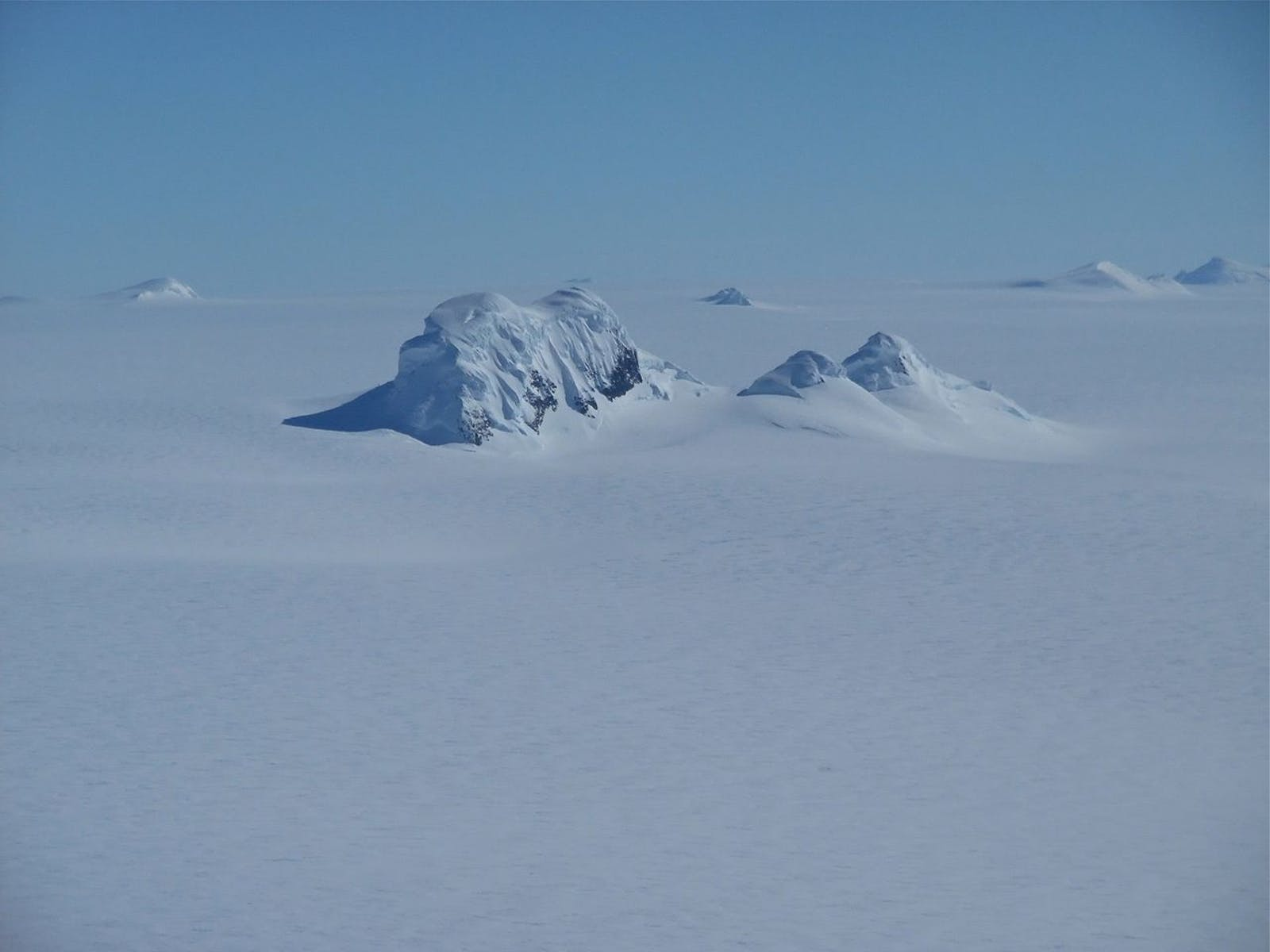 Ellsworth Land Tundra