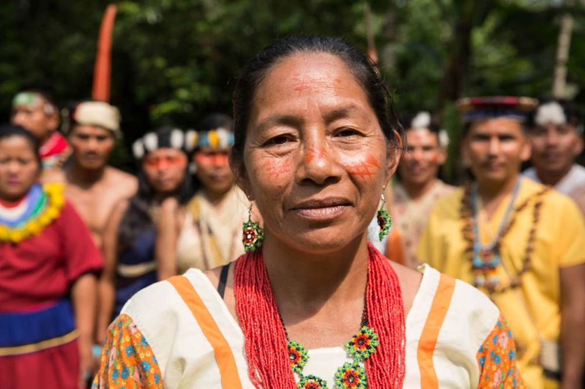Seven Indigenous women leaders fighting for their territories