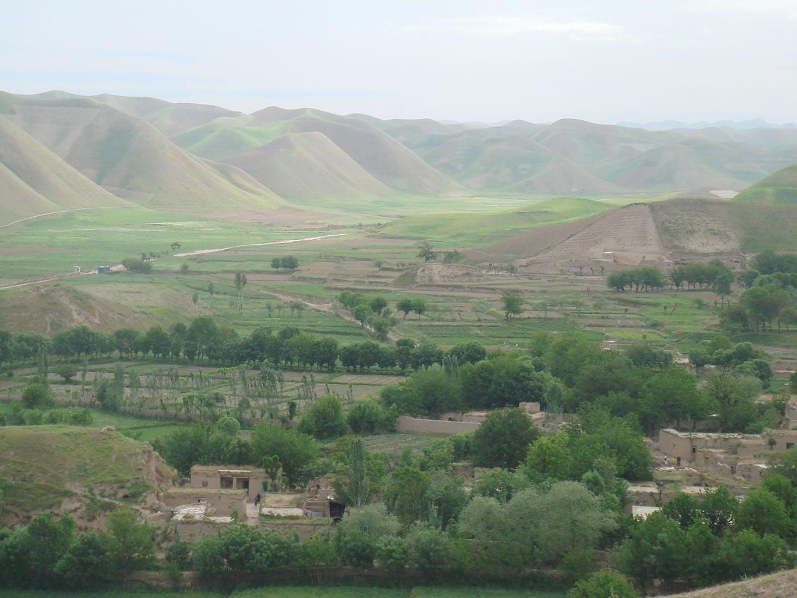 Badghyz and Karabil Semi-Desert