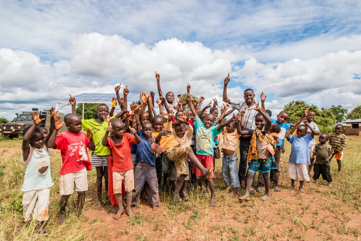 A self-sustaining approach to tackling energy poverty