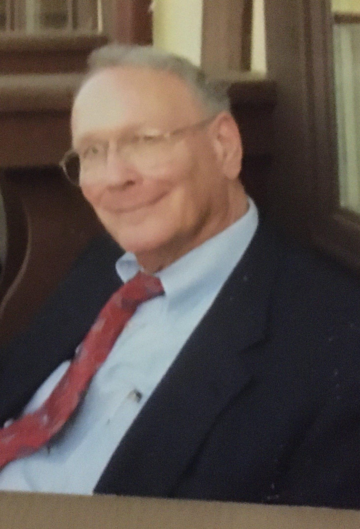 Alexander Ashley Weech Jr.