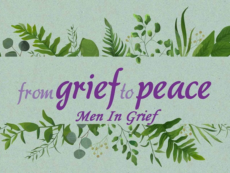 Men In Grief October 2021