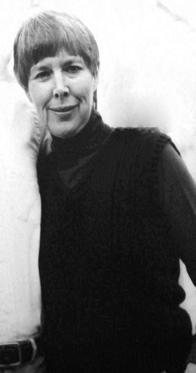 "Rita ""Jo"" H. Folger"