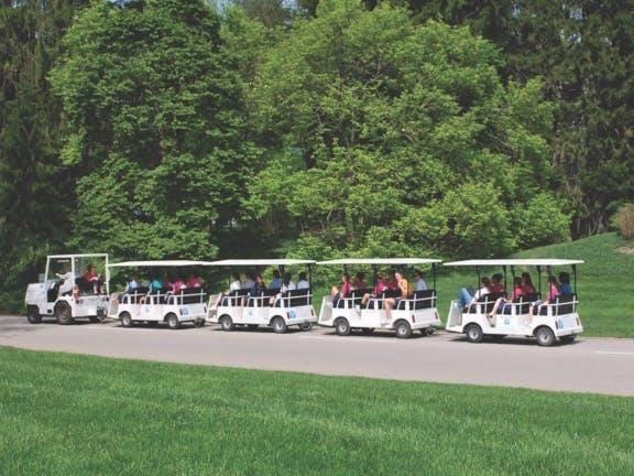 FULL - Champion Tree Tram Tour