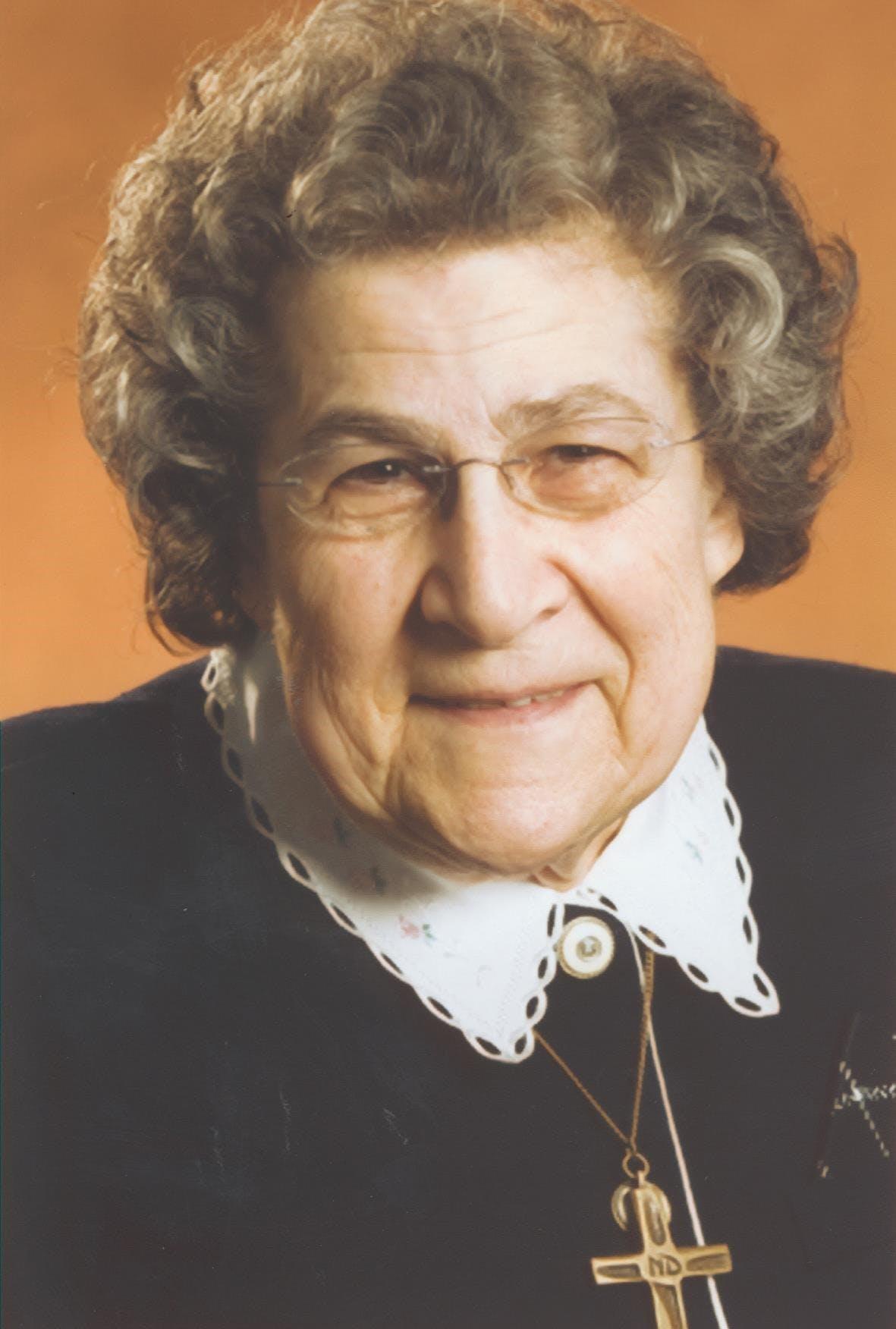 Sister Mary Josephine D'Amico