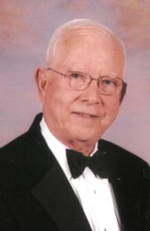 """Wallace """"Ted"""" E. Sarran, Jr."""