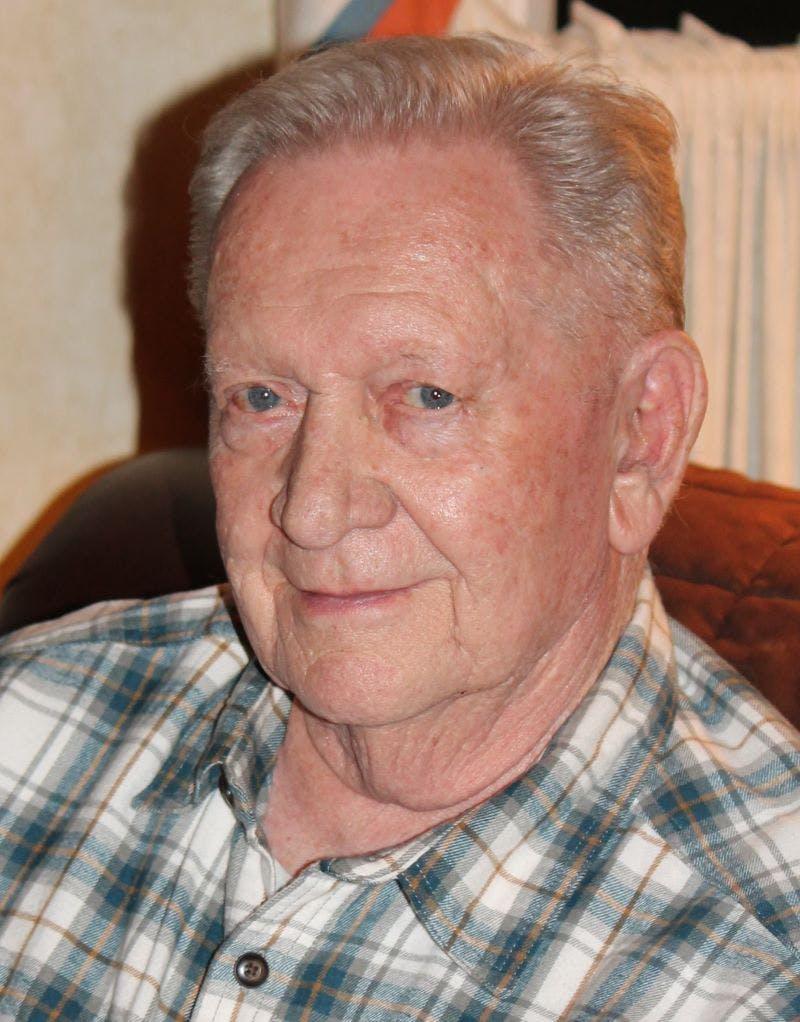 """Irwin """"Irv"""" Joseph Hauck"""