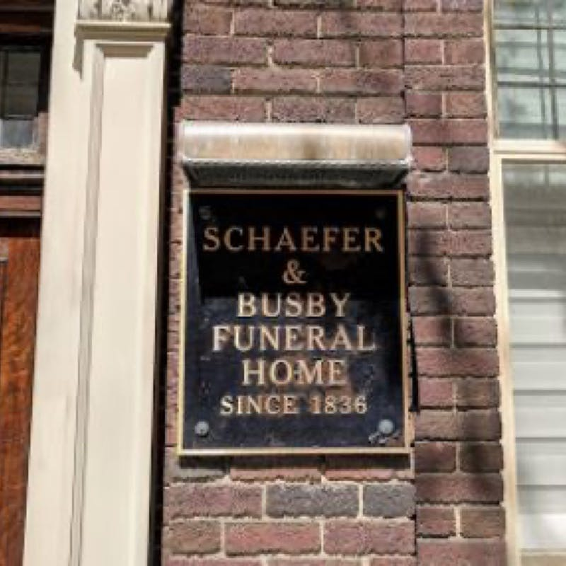 Schaefer Busby Funeral Home