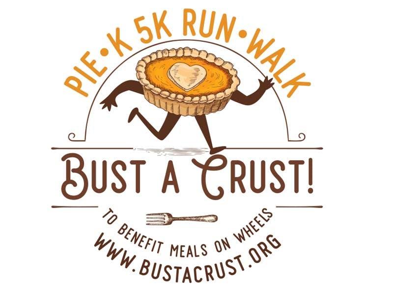 Bust A Crust / Pie-K 5K Run Walk