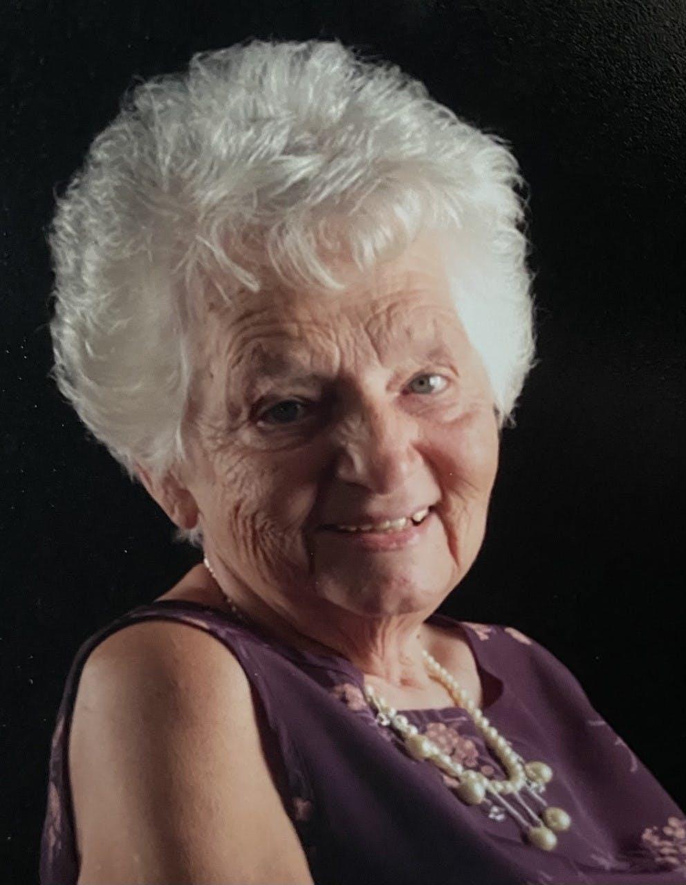 Esther Gertrude Glasgow