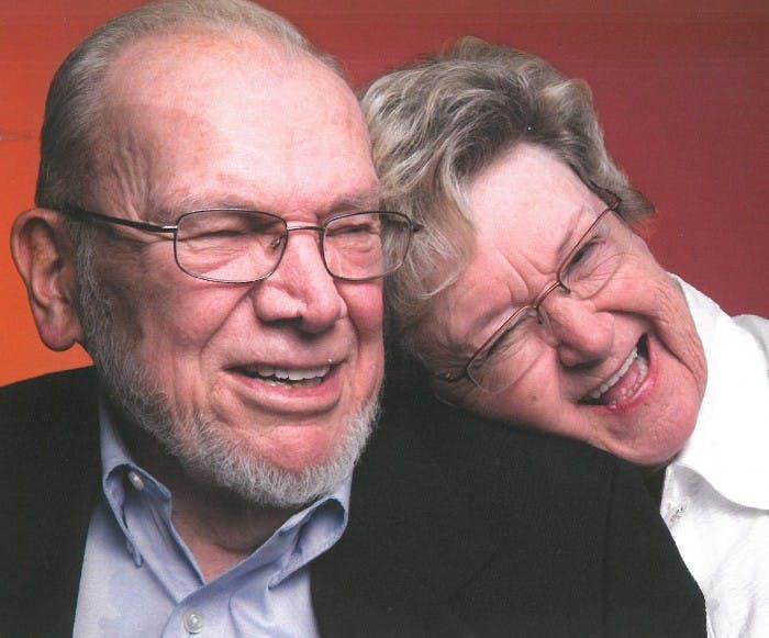 Walter and Barbara Kautz