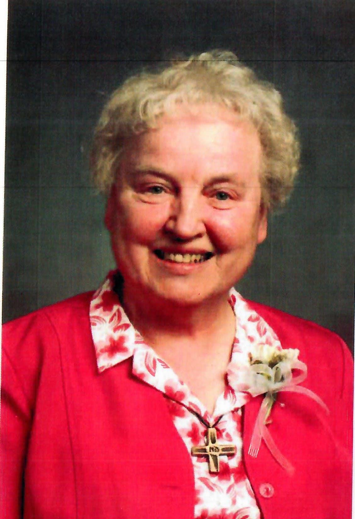 Sr. Mary Margaret Fischer