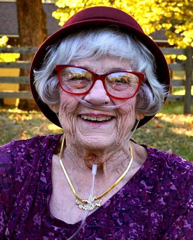 Marilyn Ruth Clark