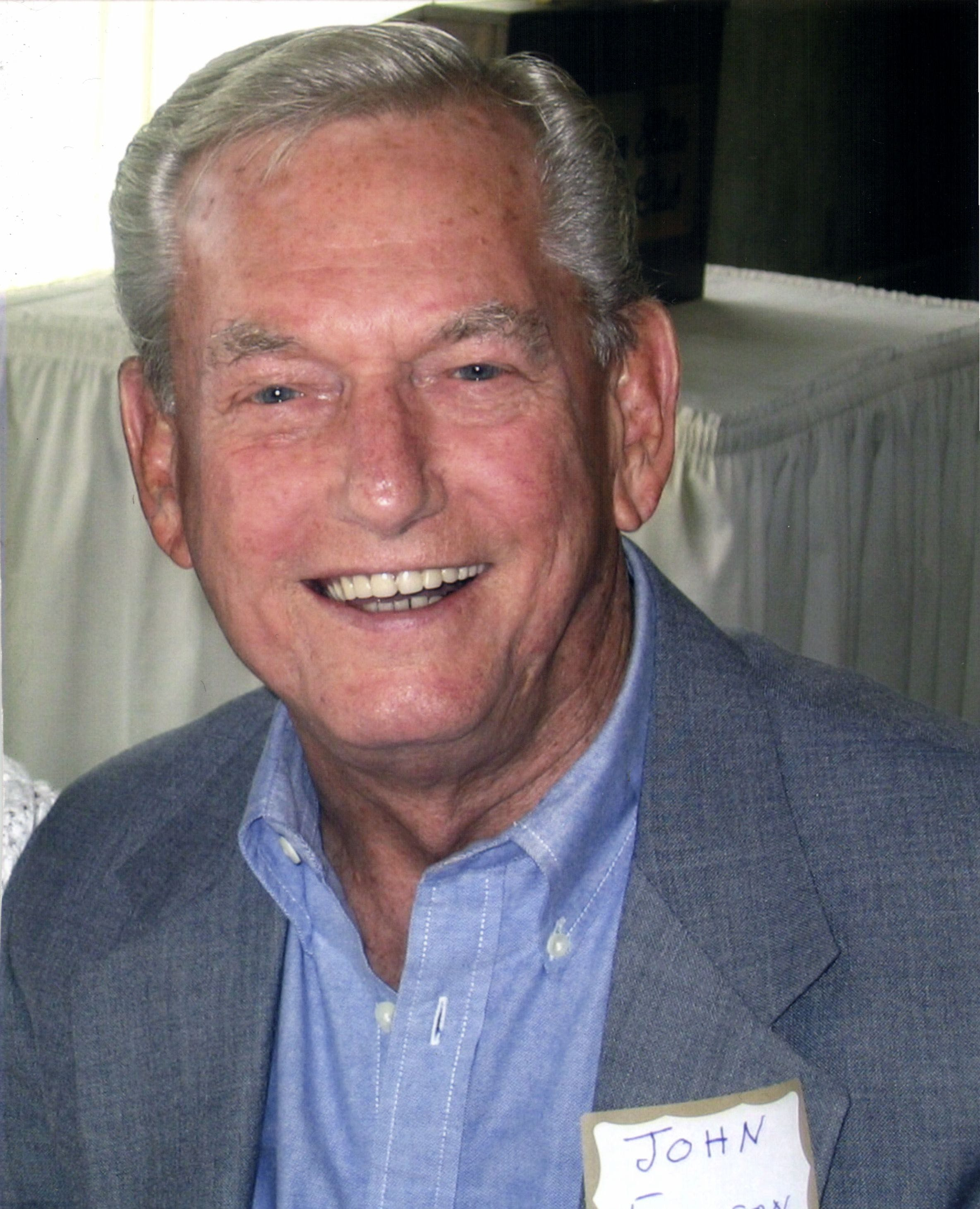 Gordon (John) Coleman Ellison
