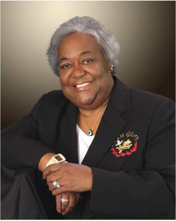 Evangelist Christine   McGlothine-Moore