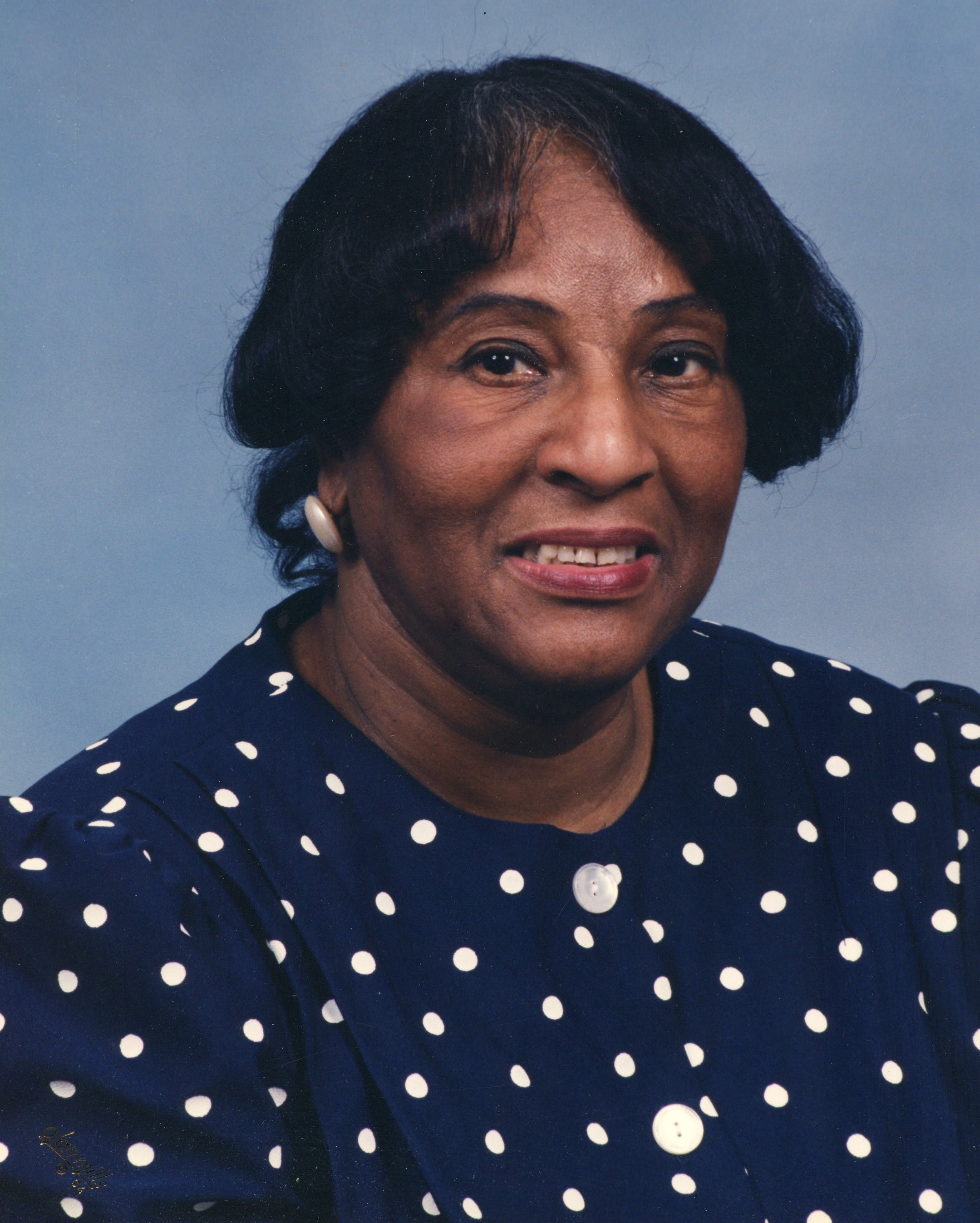 Flora Mae Hutchins