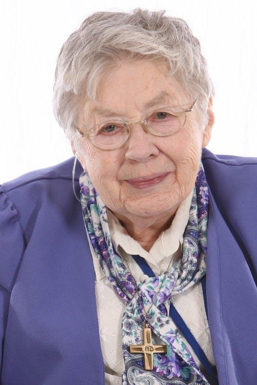 Sister Gwendolyn Koza
