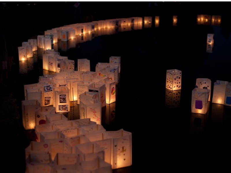 Lantern Lighting Ceremony
