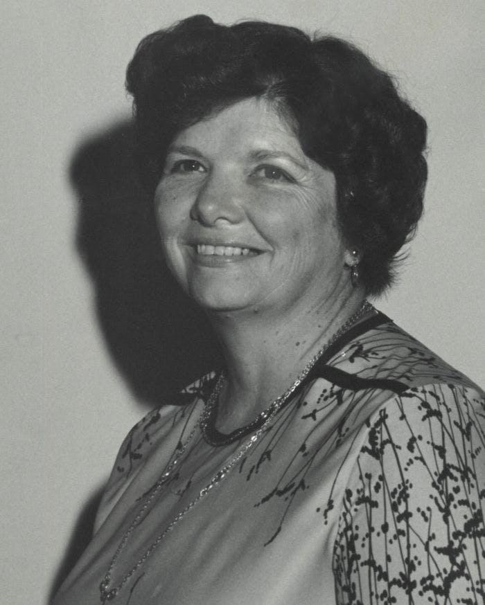 Betty Jane Sloan