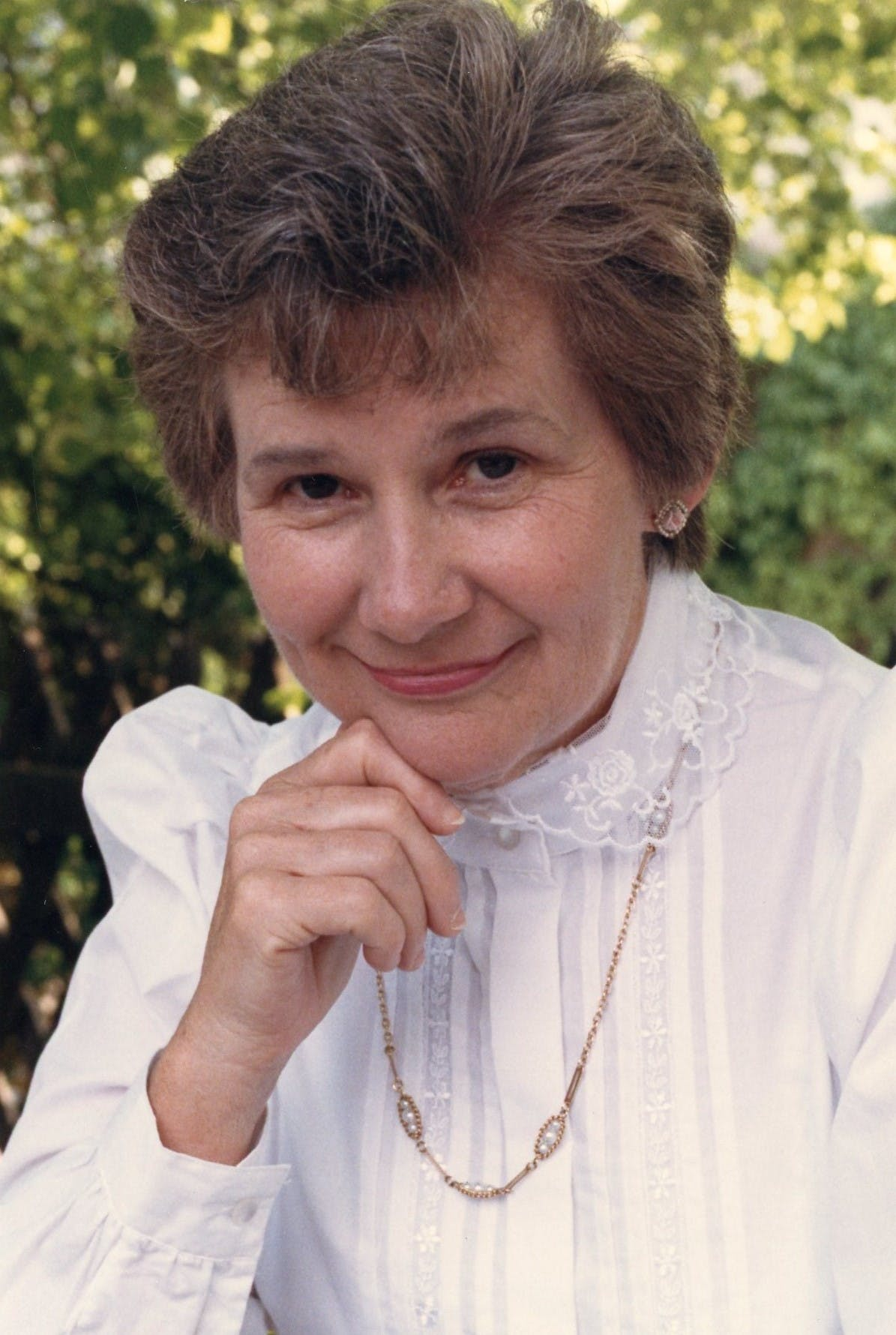 Helen Louise Blanken