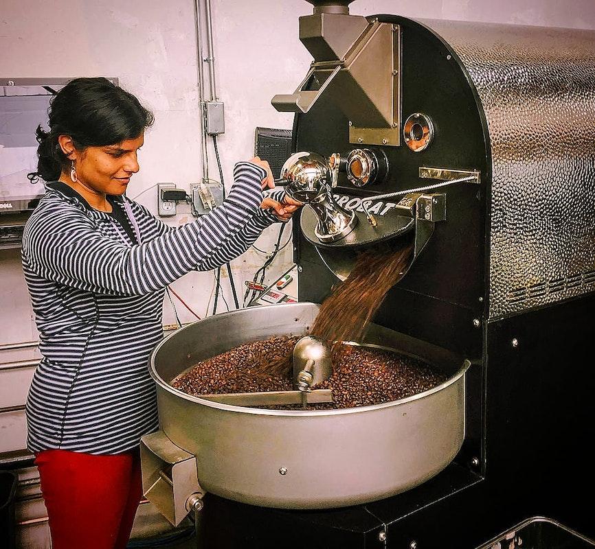 Kaveri Coffee Works