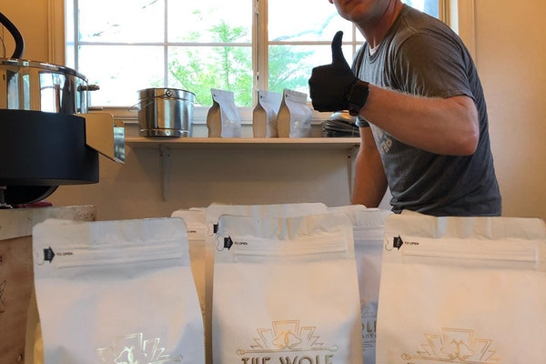 The Wolf Coffee Company
