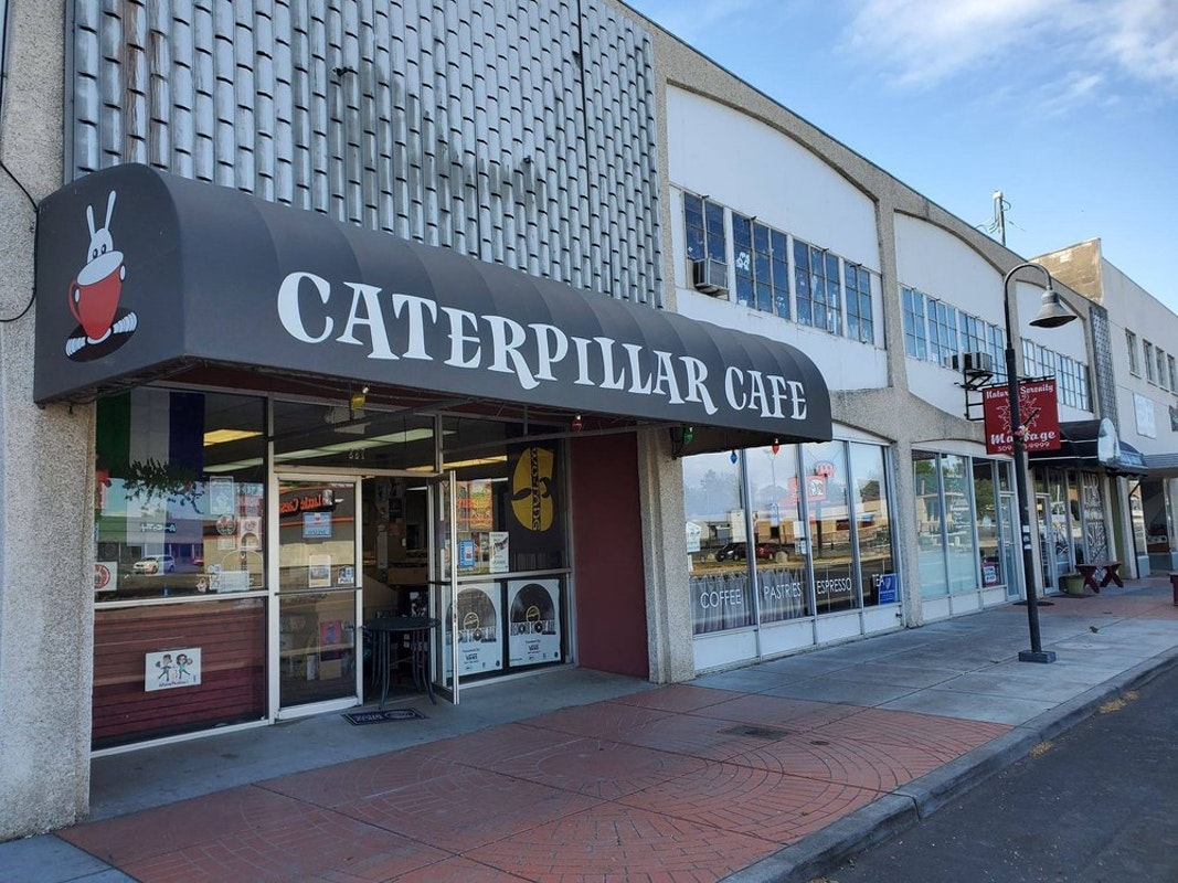Caterpillar Cafe
