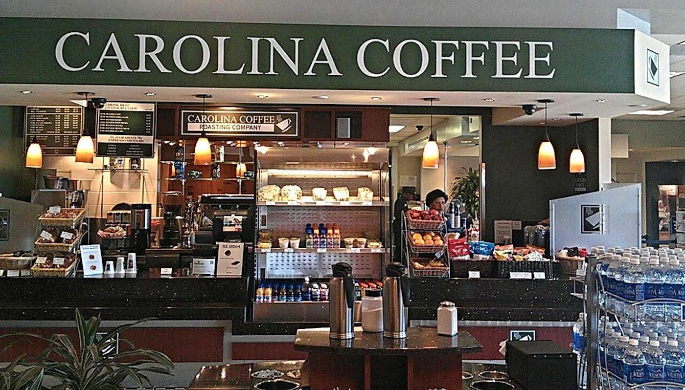 Carolina Coffee Roasters